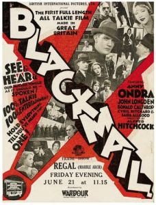 Blackwaters poster
