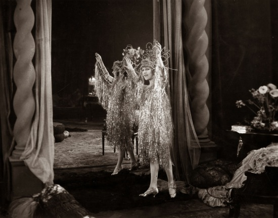 Betty Balfour in Love, Life and Laughter (1923)