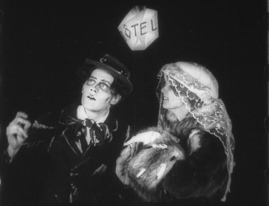 Von Morgens bis Mitternachts (From Morn until Midnight, 1920)